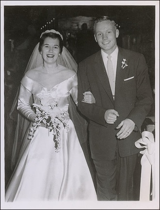 Just Married - Neil Armstrong